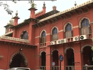 Madras High Court. IBN Live
