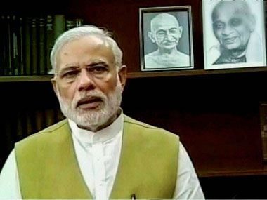 Govt has nothing to hide over Kashmir, says PM Modi