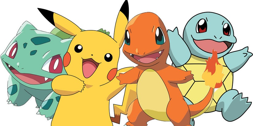 The term 'Pokémon' is a contraction of 'pocket monsters' — the ones you must capture in the game