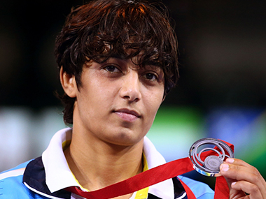 Road to Rio Can wrestler Sakshi Malik pick up where Geeta Phogat left off at Olympics 2016