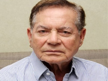 Salim Khan. Image from Twitter
