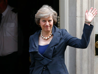 UK PM Theresa May to visit Germany on first foreign trip postBrexit vote