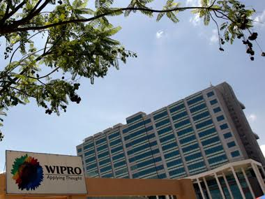 Wipro shares climb over 3  after Q2 consolidated net profit rises 35 to Rs 2553 crore