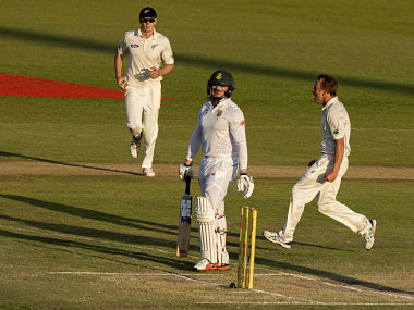 South Africa vs New Zealand: Hosts lead by 372 runs despite Black Caps late fightback