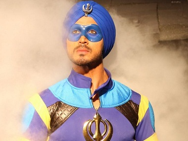 A Flying Jatt review Tiger Shroff is a Sikh superhero in this tacky yet funny film