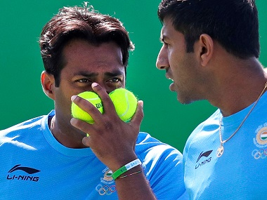 Rio Olympics 2016 Leander Paes heartbreaking exit rounds up disappointing day for Indian tennis
