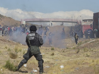 Bolivia: Striking miners kill deputy minister; govt calls it 'cowardly and brutal killing'