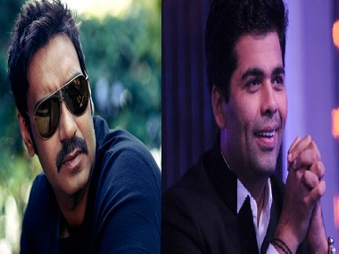 Ajay Devgn on clash with Karan Johar Dont waste my time thinking about anybody elses film