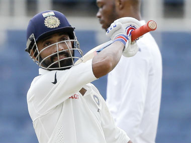 Ajinkya Rahane added that he is comfortable batting at any position in the team. AP