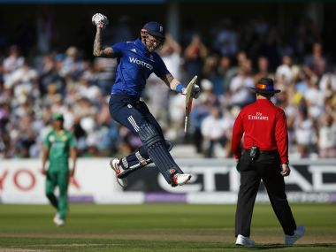 'Absolute carnage': How Twitter reacted to England's record-breaking run-fest against