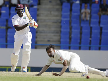 File photo of Jason Holder. AP