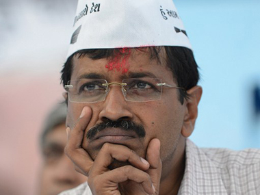 File photo of Delhi Chief Minister Arvind Kejriwal. AFP