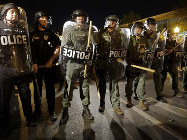 Baltimore police officers routinely discriminate against blacks Justice Dept report