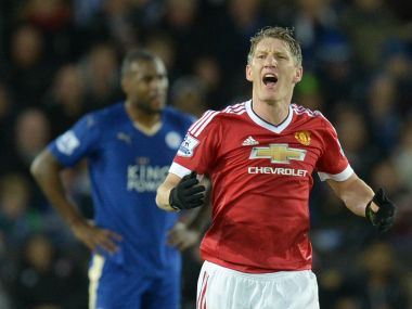 Bastian Schweinsteiger vows to fight for his place, says Manchester United will be his