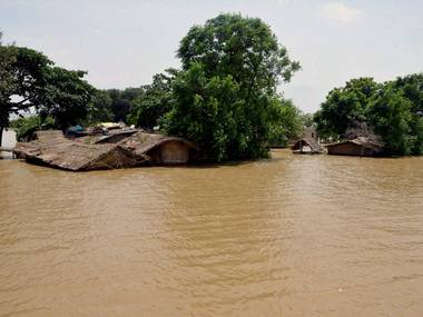 Floods wreak havoc in Bihar Death toll climbs to 153 over 3469 lakh people affected