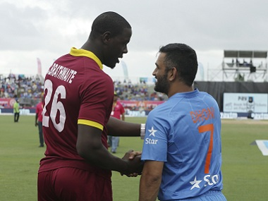 India vs West Indies T20: Skipper MS Dhoni hopes for more cricket in US, calls it win-win
