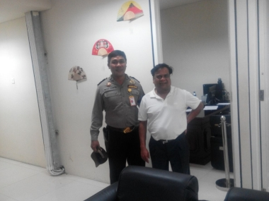 Filephoto of Chhota Rajan. Interpol.