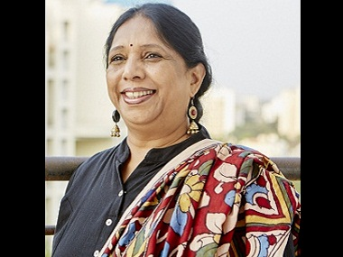 Chitralekha Das of Sujatra Sarees