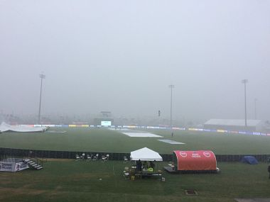India vs West Indies,2nd T20I: Match abandoned due to rain; MS Dhoni and co lose series