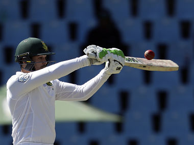 Top order gives South Africa control against New Zealand on day one of second Test