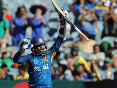 File photo of Dilshan. AFP