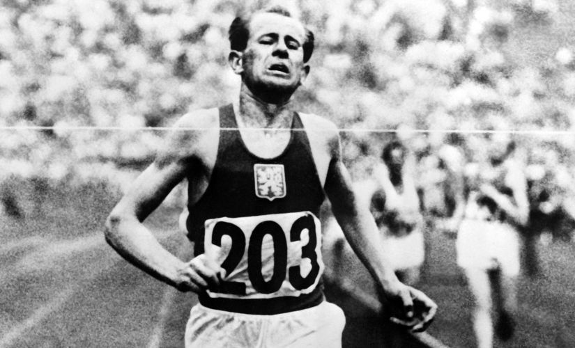 Olympic Legends The greats who set sporting benchmarks in the early era of the Games