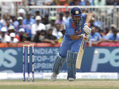 India vs West Indies Ms Dhoni says bowlers finished off well to restrict opposition to 245