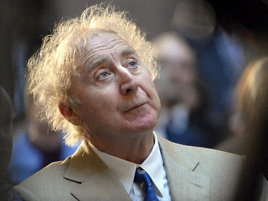 Gene Wilder. Image from AP