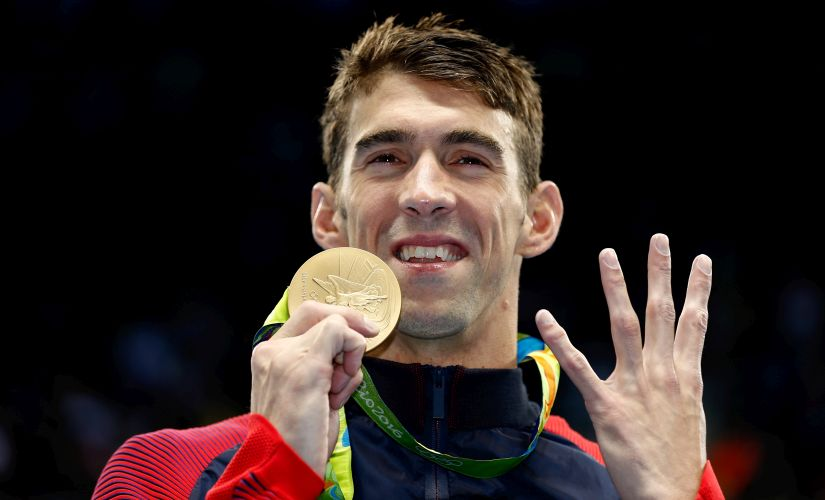 Rio Olympics 2016 day 6 highlights Michael Phelps wins 22nd gold golf returns Fiji wins rugby