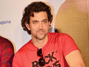 Is Hrithik Roshan going to be Bhansali's new Alauddin Khilji opposite Deepika Padukone's Rani Padmini? Image from IBN