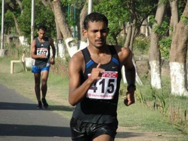 Road to Rio Irfan Thodi could walk past the competition to an Olympic podium finish