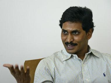 YSR Congress Chief Jaganmohan Reddy. Reuters.