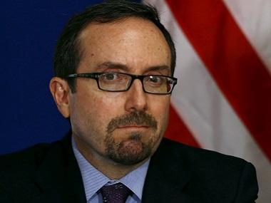 US Ambassador to Turkey John R Bass. Reuters