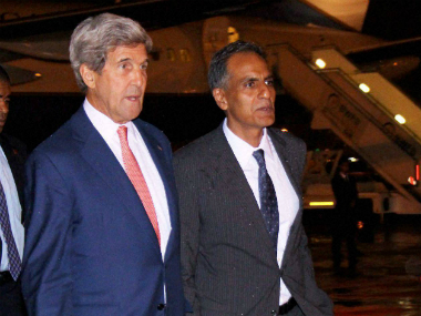 US Secretary of State John Kerry in India MEA reschedules his visit to Delhi shrines