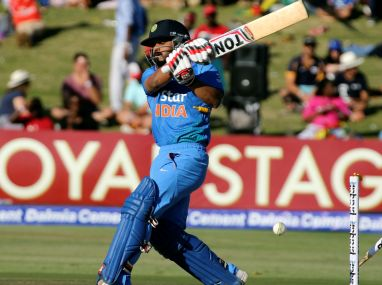 Kedar Jadhav, Shreyas Iyer shine as India A thump National Performance Squad