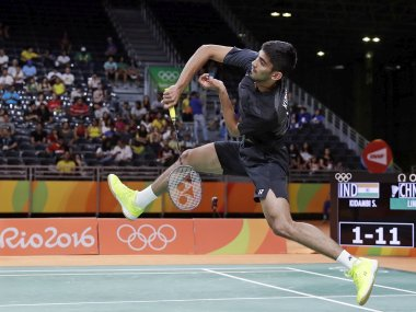 Kidambi Srikanth happy with aggressive performance in Rio Olympics 2016 quarterfinal loss