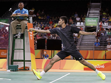 Kidambi Srikanth bows out fighting against defending champion Lin Dan in Rio Olympics quarterfinals