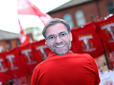 Liverpool has its own rockstar in Jürgen Klopp; a man who could firmly put an end to the misery at Anfield starting with this season. Getty