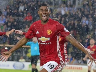 Marcus Rashford has a lot of chances waiting for him says Manchester United manager Jose Mourinho