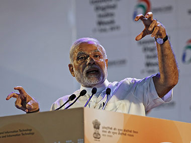 File image of PM Narendra Modi. Reuters