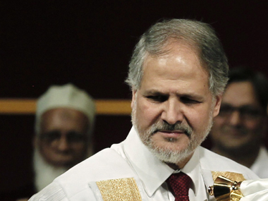 Najeeb Jung quits as Delhi Lt Governor but Centre hasnt accepted resignation yet
