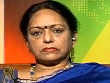ED summons Nalini Chidambaram for questioning in Saradha scam