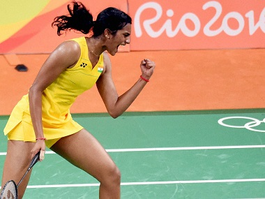 Rio Olympics 2016 Stop the clock PV Sindhu is on the verge of rewriting Indian sports history