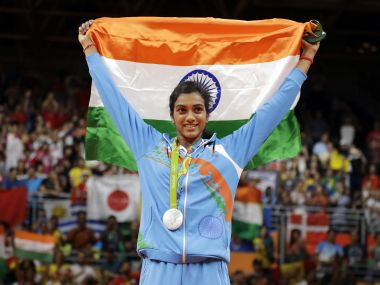 PV Sindhu proud of silver medal at Rio Olympics says more success awaits Indian shuttlers in future