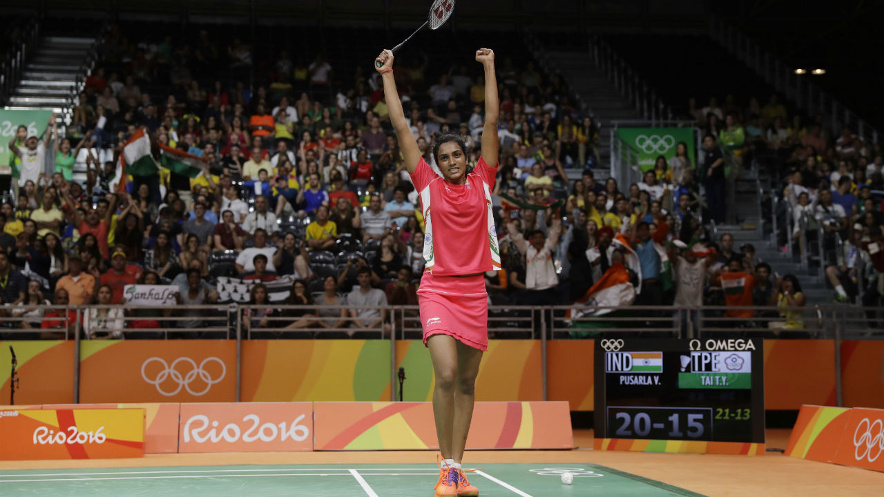 Rio Olympics 2016 schedule day 11 PV Sindhu Hardeep Singh only Indians in action