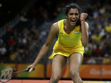 PV Sindhu storms into final assures India second medal at Rio Olympics 2016