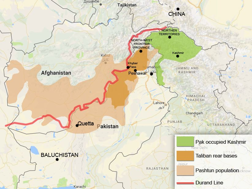 Why is Balochistan important Lets revisit the tale of the Durand Line
