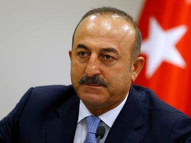 Turkey's Foreign Minister Mevlut Cavusoglu. Reuters