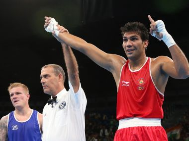 Rio Olympics 2016 Boxer Manoj Kumars marvelous performance boosts Indian contingents hopes