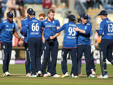 File photo of England ODI team. Reuters